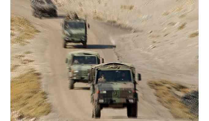 Hakkari'de üç asker yaşamını yitirdi