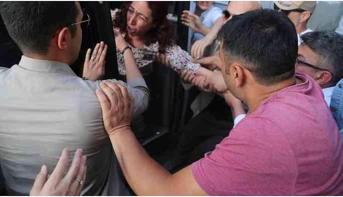 HDP'li vekil Dağ ve 2 danışmanı gözaltına alındı, Aydeniz darp edildi
