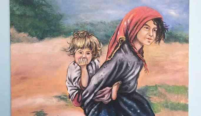 Selahattin Demirtaş'tan yeni bir resim
