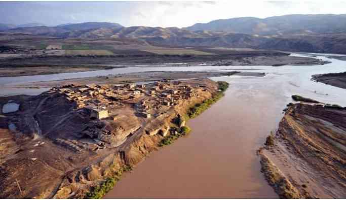 Ilısu Barajı Tunç Çağı'nın liman kenti Tel-Fafan'ı da yutacak!