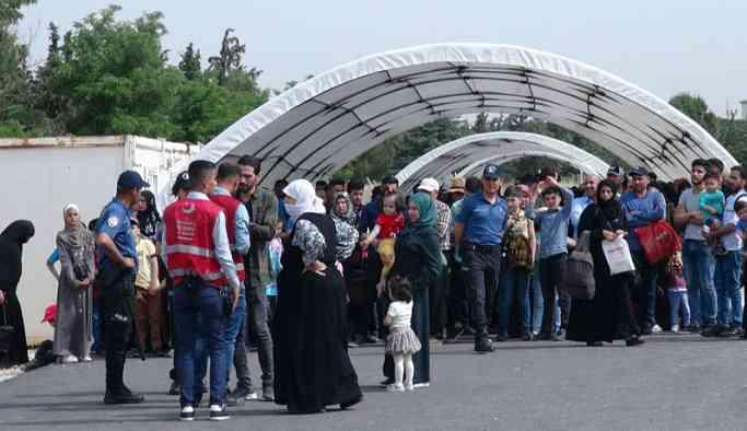 İstanbul'da Suriyeliler evlerinden çıkmamaya başladı