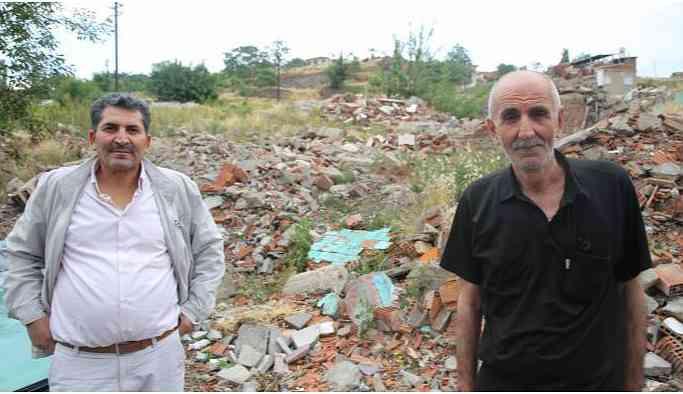 Kentsel yıkım mağdurları: Arsalarımız gasp edildi 4 yıldır kira ödüyoruz