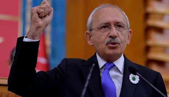 Kılıçdaroğlu'na fezleke!