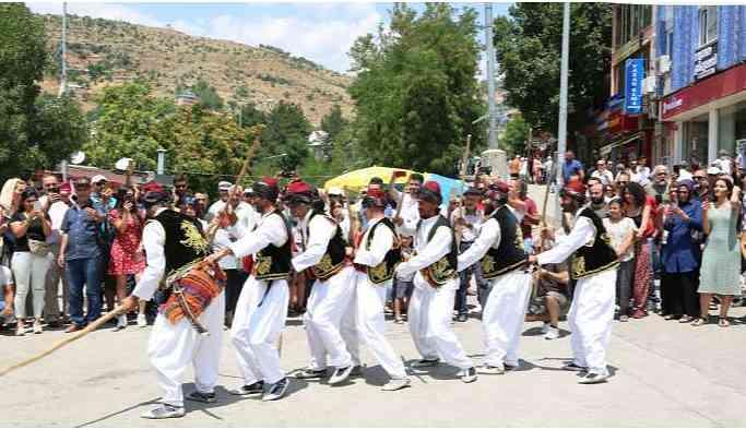 Munzur Kültür ve Doğa Festivali başladı