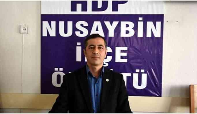 Nusaybin Belediye Eşbaşkanı Kut gözaltına alındı