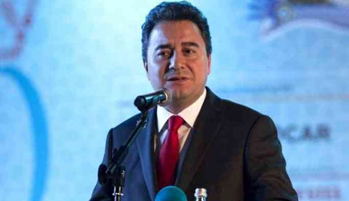 'Sonbahar'da denilmişti; Babacan'ın partisinin kuruluş tarihi ertelendi'