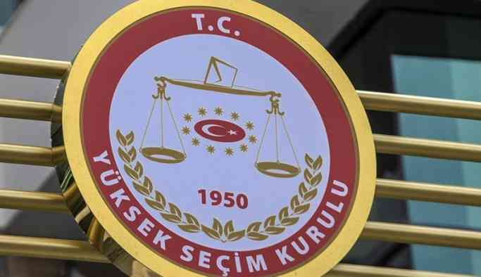 YSK resmi seçim sonuçlarını açıkladı