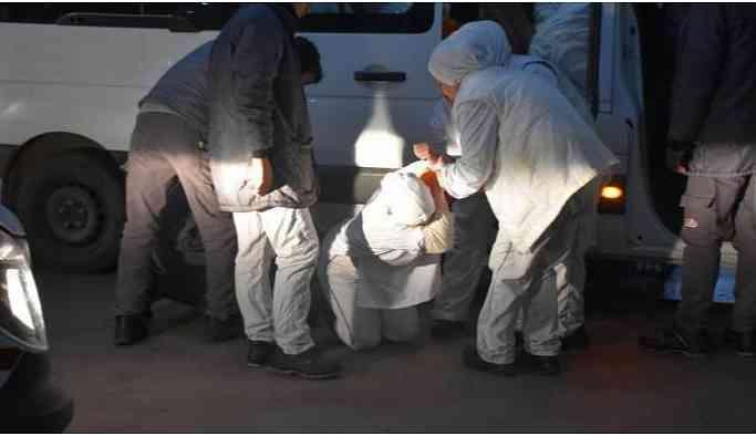 25 işçi amonyaktan zehirlendi