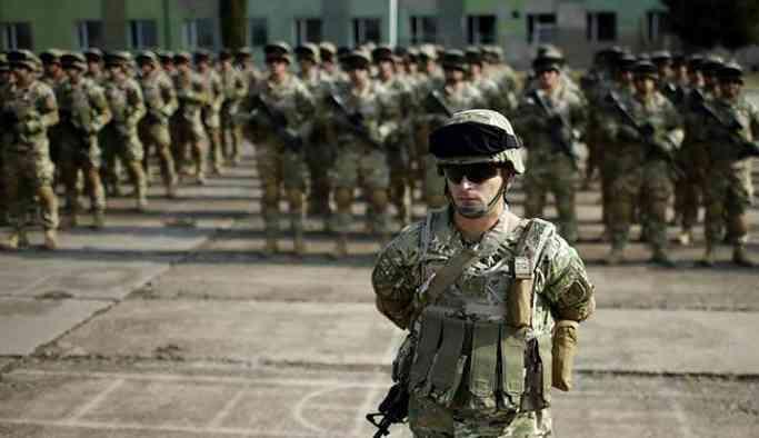 ABD ordusu yeni bir savaşa hazırlanıyor