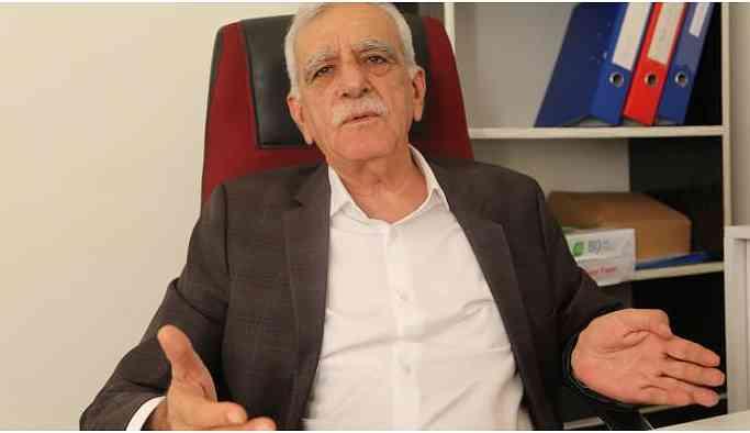 Ahmet Türk'ten Erdoğan'a: Ne yaparsanız yapın ama iftira atmayın