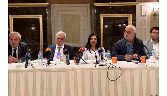 Ahmet Türk: Tepkimizi yüksek sesle çıkarmazsak üç şehirle yetinmezler