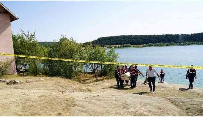 Anne, baba ve çocukları baraj gölünde boğuldu