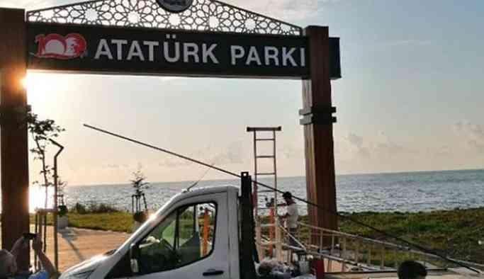 Atatürk ismi mahkemelik oldu