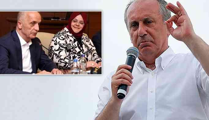 CHP'li İnce'den Türk-İş Başkanına Tepki!
