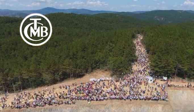 'Çıkarılan madenin belli bir yüzdesi Merkez Bankası'na aktarılacak'