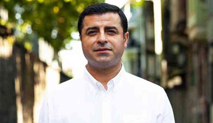 Demirtaş: AKP içinden çıkanlar ileri demokrasinin adresi olamaz