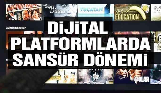 Dijital Platformlarda Sansür Dönemi Başladı!