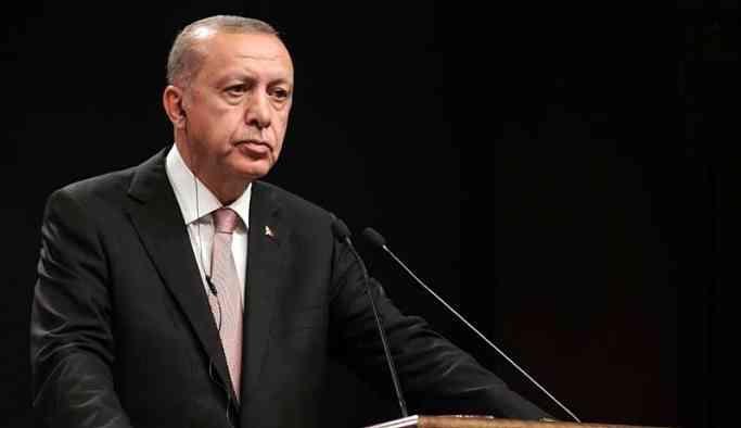 Erdoğan'dan AKP'lilere bayram mesajı