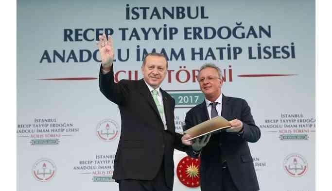 Erdoğan'ın okul arkadaşının milyar dolarlık projesi durduruldu