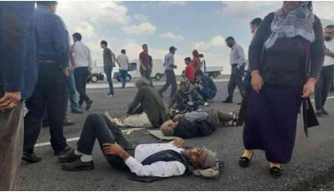 Feci Trafik kazası: 6 yaralı