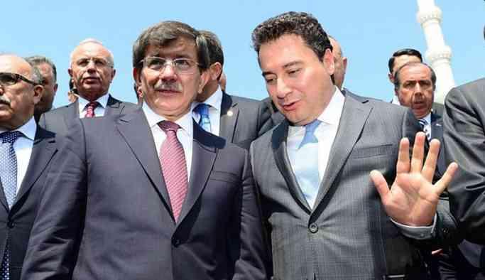 Flaş İddia...'Babacan ve Davutoğlu'nun önünü kesmek için erken seçim olabilir'