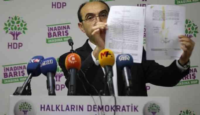 HDP: Bu tehdit İstanbul ve Ankara'yı da kapsar