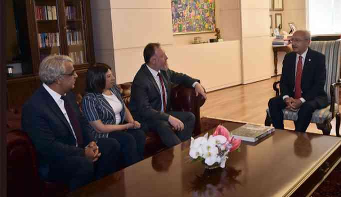 HDP'den Kılıçdaroğlu'na ziyaret: Ortak tutum şart