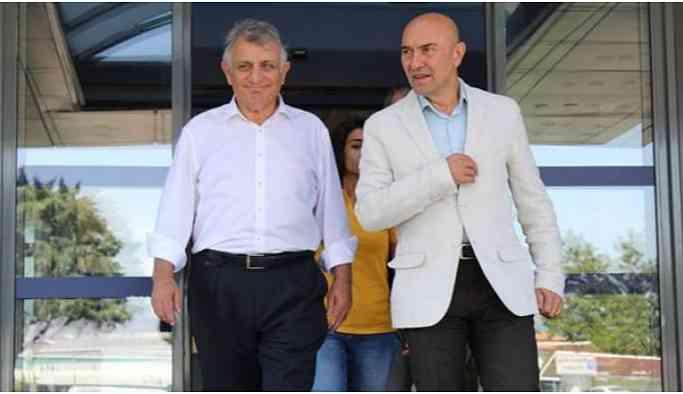 HDP'den Soyer'e ziyaret