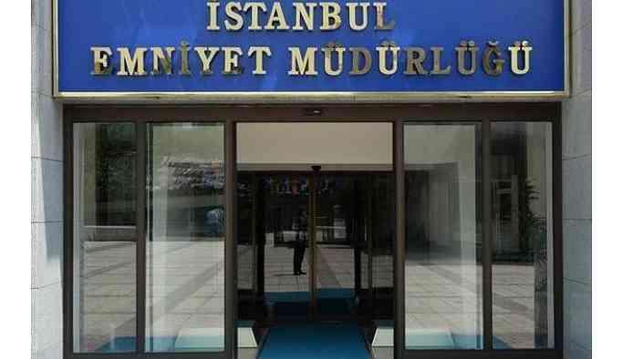 İstanbul'da görev yapan 42 polis müdürünün görev yeri değiştirildi