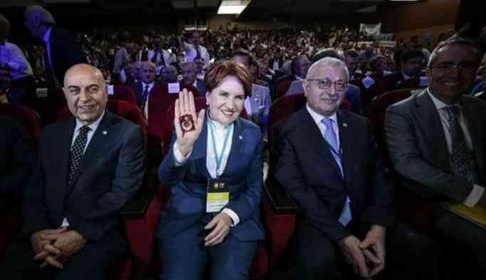 İYİ Parti'de 'anahtar liste' tartışması