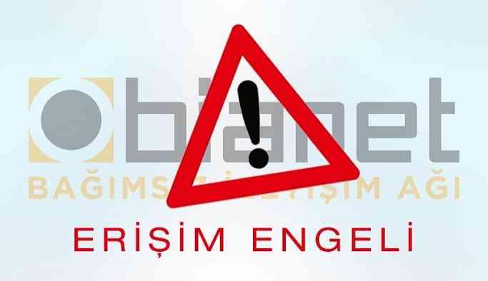 Jandarma istedi birçok siteye erişim engellendi: Bianet, ETHA, Gazete Fersude...