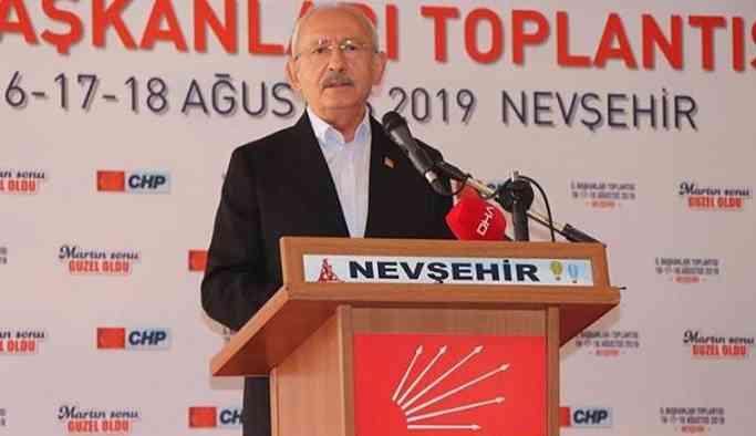 Kılıçdaroğlu'ndan partisinin il başkanlarına 'sıfır oy' talimatı!