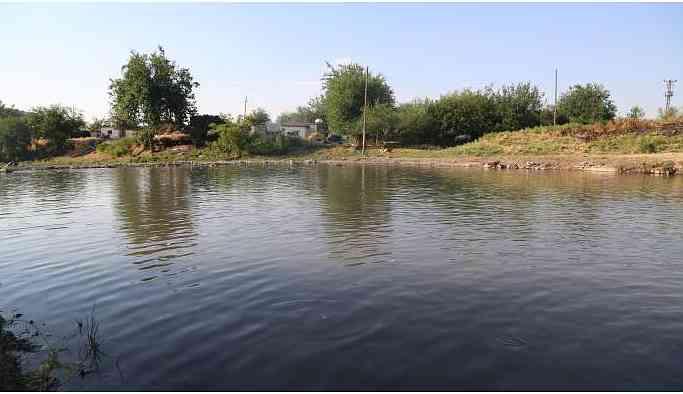 Kozluk'ta 3 bin yıllık Balıklı Göl'e ziyaretçi akını