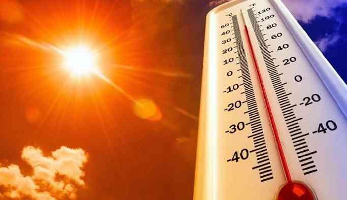 Meteoroloji'den 6 il için yüksek sıcaklık uyarısı