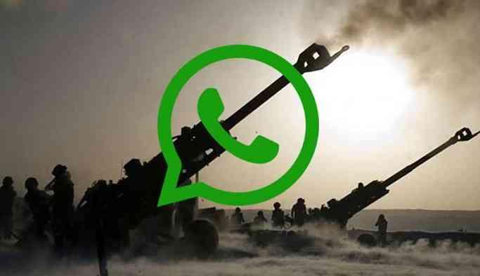Muhtarlar bombardımanı Whatsapp'tan duyurdu