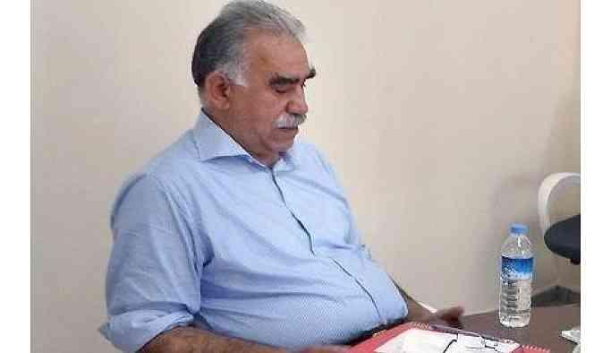 Öcalan'dan 'İmralı' açıklaması: Baş müzakereci ciddiyetiyle yaklaşılmalı