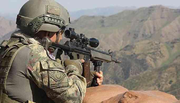 """""""Pençe-3 Harekatı""""nda Üç asker yaşamını yitirdi, yedi asker yaralandı"""