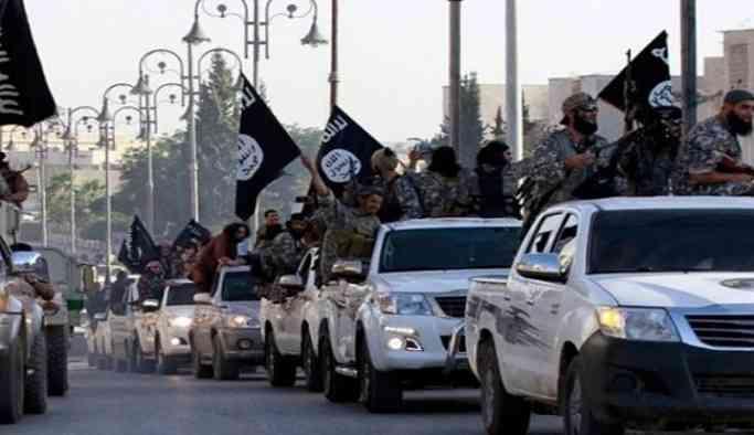 Pentagon'dan uyarı: IŞİD, Suriye'de yeniden canlanıyor