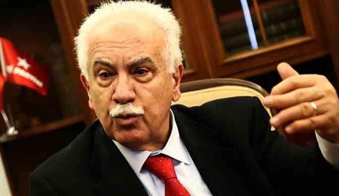 Perinçek: Gül, Davutoğlu ve Babacan FETÖ'nün siyasi ayağıdır