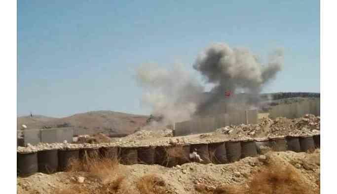 Son Dakika...İdlib'de TSK'ya ait gözlem noktalarından biri vuruldu