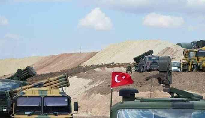 Son Dakika....Suriye ordusu TSK gözlem noktasına ateş açtı