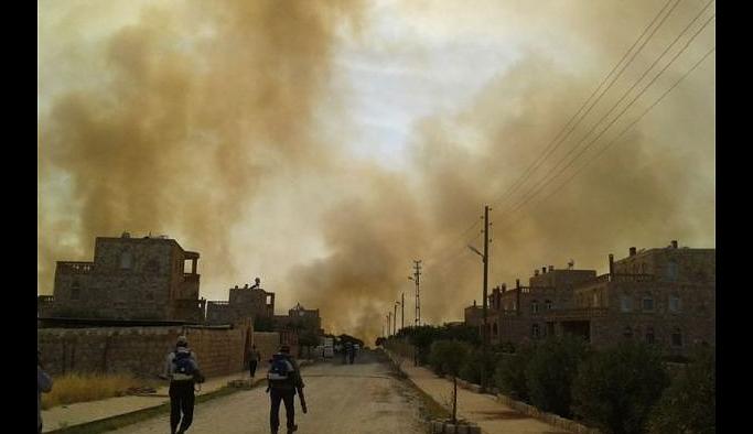 Süryani köylerinde çıkan yangınlar tesadüften mi ibaret?