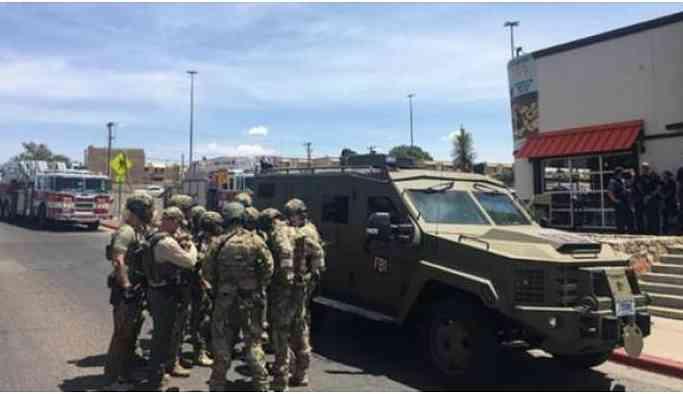 Teksas eyaletinde silahlı saldırı: En az 15 kişi öldü