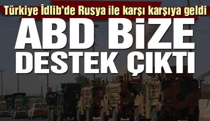Türkiye Suriye'de Rusya ile karşı karşıya geldi