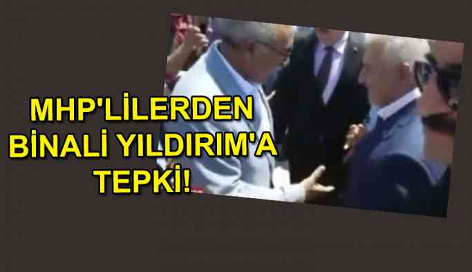 Video Haber   MHP'lilerden Binali Yıldırım'a tepki!