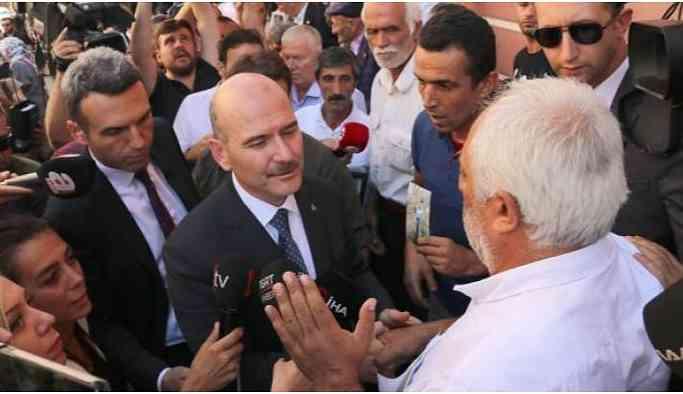 Soylu yine HDP'yi hedef aldı