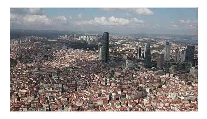 AKP, deprem önlemi adı altında 'Kentsel Dönüşüm Anayasası' çıkarıyor