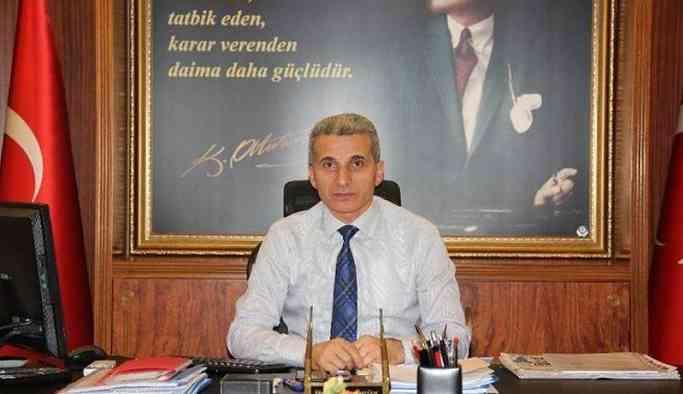 AKP'li vekil kaymakamı görevinden etti