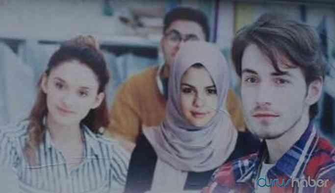 AKP'li Belediye dünyaca ünlü yıldıza photoshopla başörtüsü taktı!
