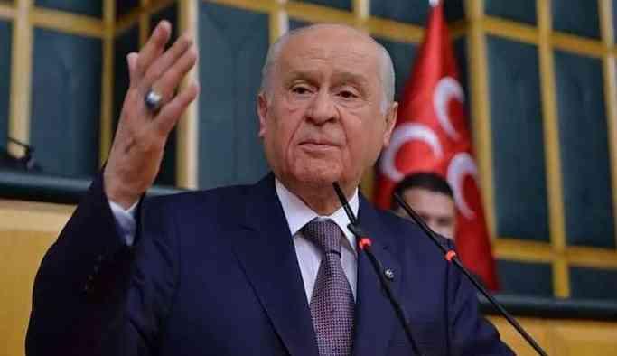 Bahçeli Davutoğlu'nu da hedef aldı: Serok Ahmet...